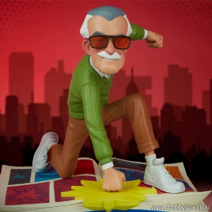 (예약) The Marvelous Stan Lee Designer Collectible Toy / 마블 / Unruly Industries / 700146