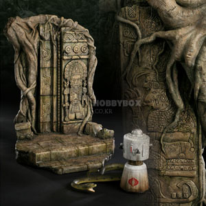 (예약마감) Recovery at Serpent Temple 12-inch Figure Environment