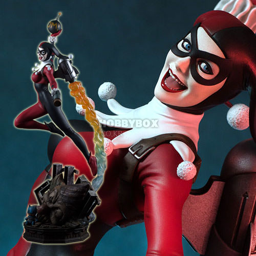 할리 퀸(Harley Quinn) Maquette -  Super Powers Collection / DC comics