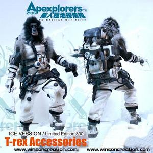 (입고) Winson Creation Apexplorers - T- rex ICE ver.
