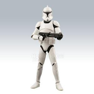 (입고)스타워즈(Star wars) - 에피소드2  RAH Clone Trooper - Attack of the clones