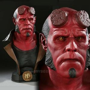 Hellboy 1:1 Life-Size Bust