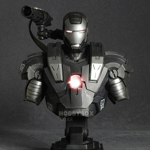 (입고) 아이언맨(Iron Man)2 - 1/4 War Machine Bust