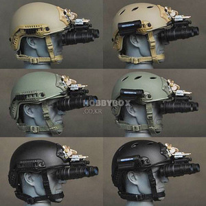 (세트 26%할인) 1/6 FAST Helmet 8종 Set (4Colors x 2Types)