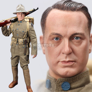 (입고) 1917 미 보병 원정대(American Infantryman / American Expeditionary Force) Buck Jones
