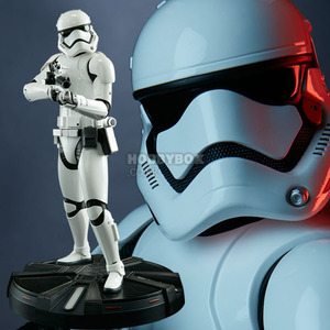 퍼스트 오더 스톰트루퍼(First Order Stormtrooper) Premium Format Figure / 스타워즈 깨어난 포스 (Star Wars : The Force Awakens)