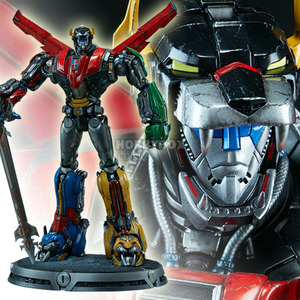 볼트론(Voltron) Maquette / Voltron : Defender of the Universe