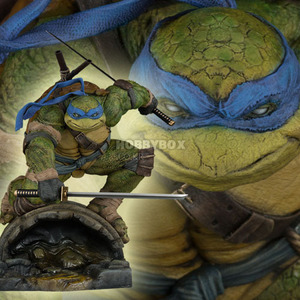 레오나르도(Leonardo) Statue / 닌자 거북이(The Teenage Mutant Ninja Turtles)