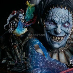 Malavestros : Death's Chronicler Fool Premium Format Figure / 죽음의 법정(Court of the Dead)